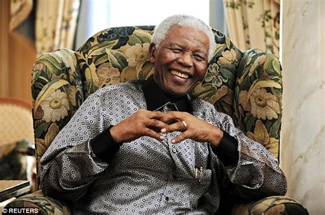 Nelson Mandela called  mythical  and a  socialist  by CIA ...