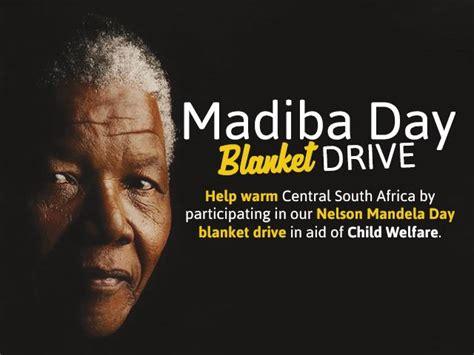 Nelson Mandela Day Blanket Drive | OFM