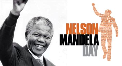 NELSON MANDELA DAY   Spice4Life