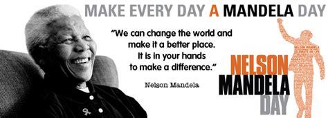 Nelson Mandela Day   Umvoti Municipality