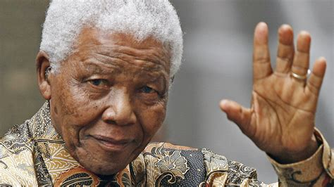 Nelson Mandela Day: Why he is so important   CBBC Newsround