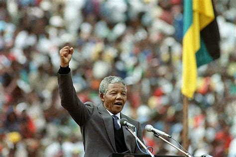 Nelson Mandela Dead at 95, Was the First Black President ...