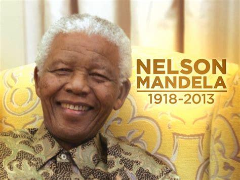 Nelson Mandela Dead: Former South African President Dies ...