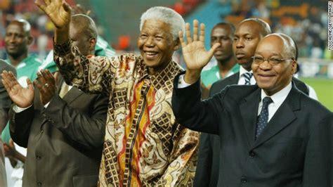 Nelson Mandela death: Jacob Zuma s speech in full   CNN.com