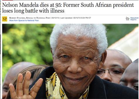 Nelson Mandela | digesthis