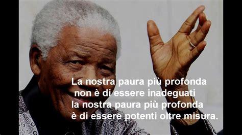 Nelson Mandela e le sue frasi più celebri   YouTube