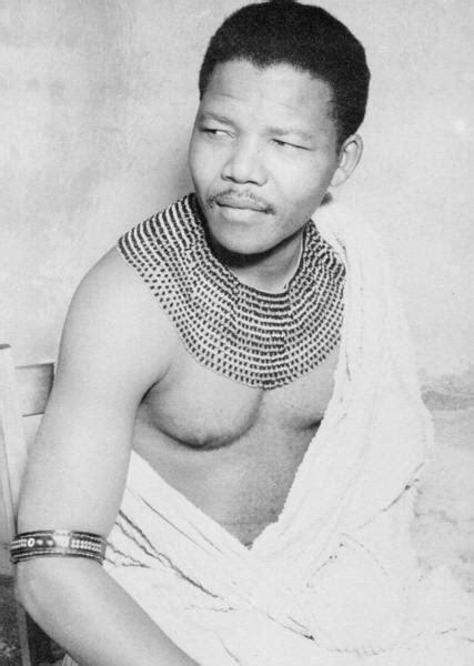 Nelson Mandela: EARLY LIFE
