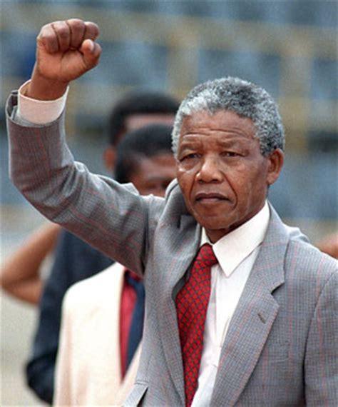 Nelson Mandela, el patriarca de la Sudáfrica libre ...
