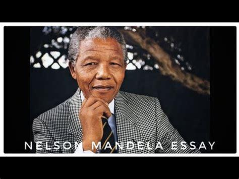 Nelson Mandela Essay International Day ||2020||   YouTube