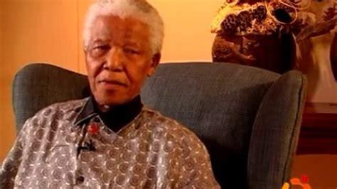 Nelson Mandela explains Ubuntu philosophy   video dailymotion