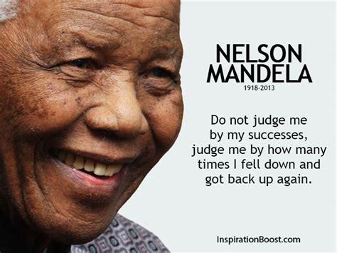 Nelson Mandela Famous Success Quotes   Inspiration Boost