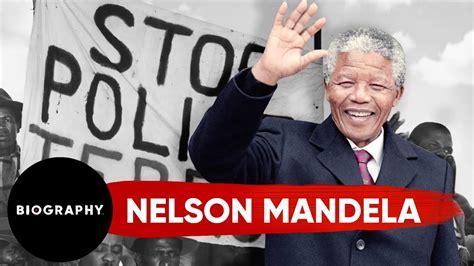Nelson Mandela   Former President of South Africa | Mini ...