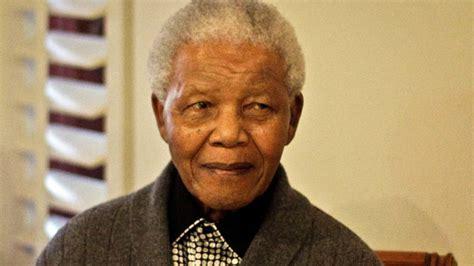 Nelson Mandela: Former South African President in Critical ...
