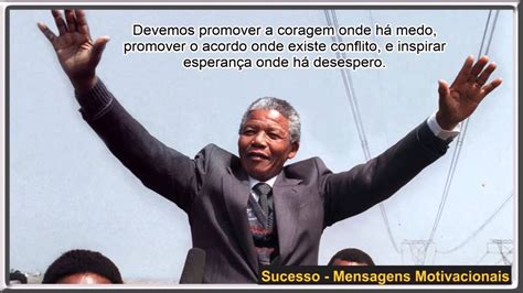 Nelson Mandela   Frases Motivacionais   YouTube