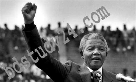 Nelson Mandela, from apartheid Fighter to president ...