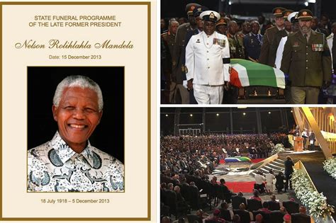 Nelson Mandela funeral: The long walk to freedom has ended ...