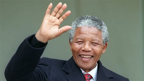 Nelson Mandela: icon of reconciliation and forgiveness ...