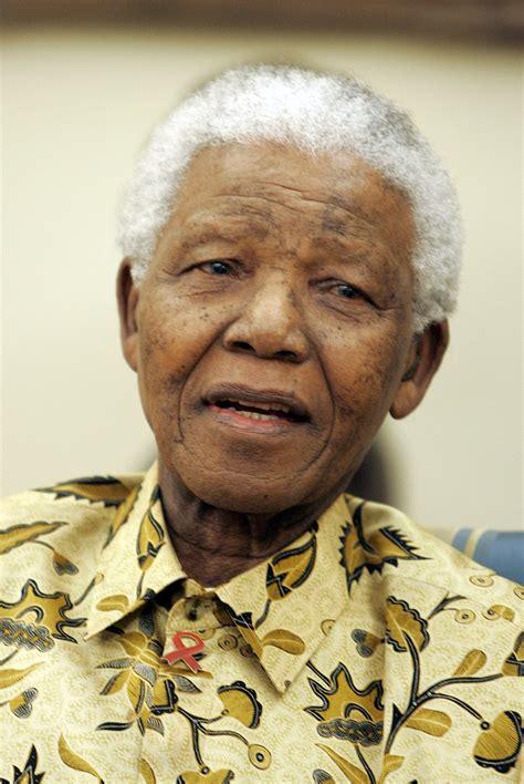 Nelson Mandela In  Permanent Vegetative State,  Court ...