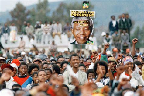 Nelson Mandela, Inspiration To World, Dies At 95   KNKX