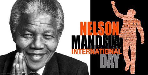Nelson Mandela International Day 2019: History and ...