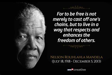 Nelson Mandela International Day: | Nelson Mandela ...