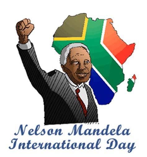 Nelson Mandela International Day   US