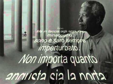 Nelson Mandela   Invictus   YouTube