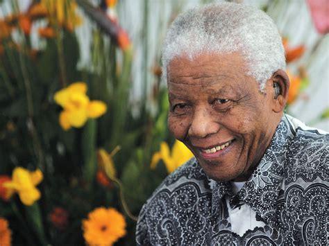 Nelson Mandela is spending his 95th birthday in hospital ...