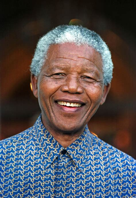Nelson Mandela | Known people   famous people news and ...