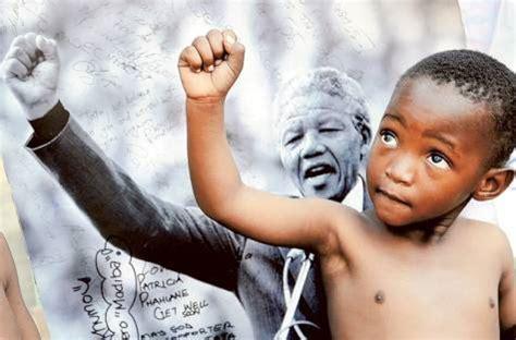 Nelson Mandela Legacy: His Religion Christian Faith, the ...