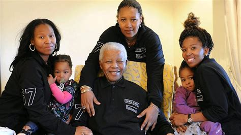 Nelson Mandela Marriage and Family Life: Three Wives and ...