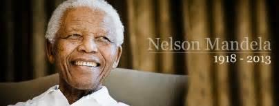Nelson Mandela muere