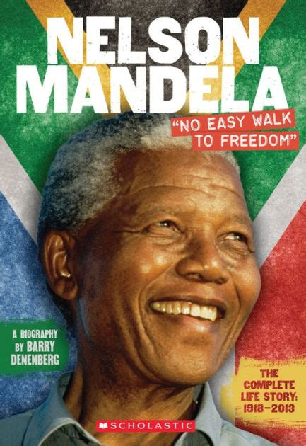 Nelson Mandela:  No Easy Walk to Freedom  by Barry ...