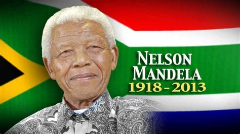 NELSON MANDELA OF SOUTH AFRICA   How South Africa