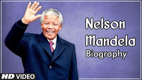 Nelson Mandela | One Man | Full Story   YouTube