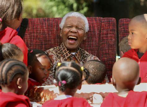 Nelson Mandela Pictures   Business Insider