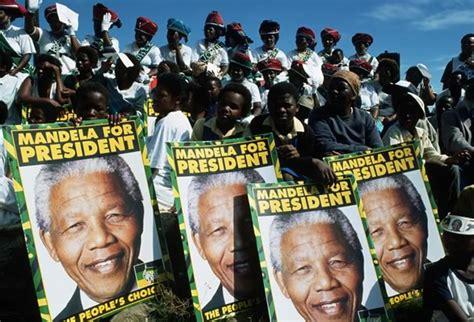 Nelson Mandela: PRESIDENCY