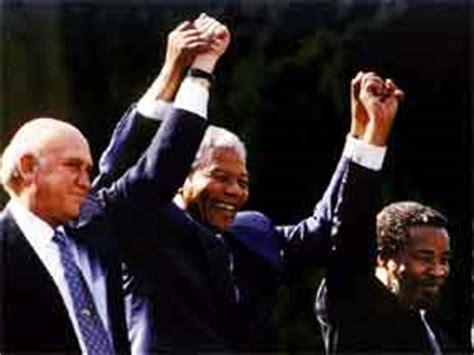Nelson Mandela President of South Africa