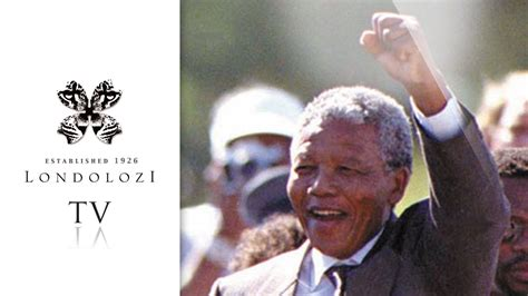 Nelson Mandela Release From Prison   YouTube