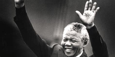 Nelson Mandela Released From Prison 25 Years Ago Today