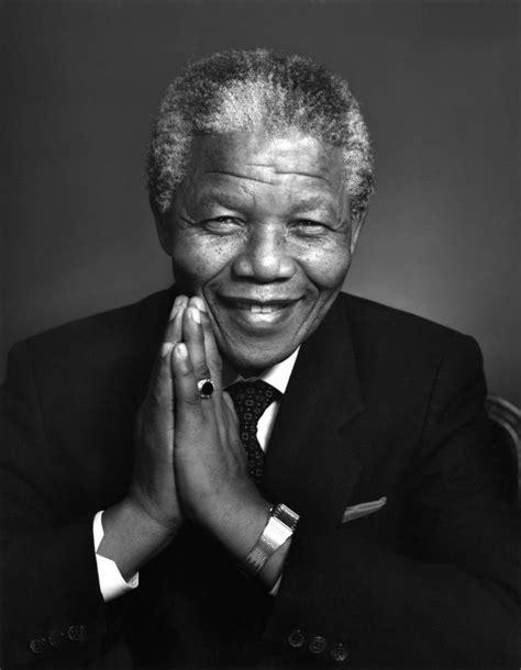 Nelson Mandela Released – Yousuf Karsh
