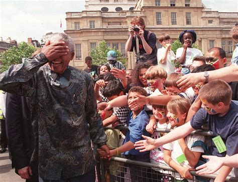 Nelson Mandela Remembered: 10 Images. 9 Quotes. 1 Video ...