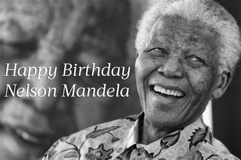 Nelson Mandela remembered on his 98th birthday — The ...