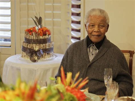 Nelson Mandela s 94th birthday celebration   Photo 11 ...