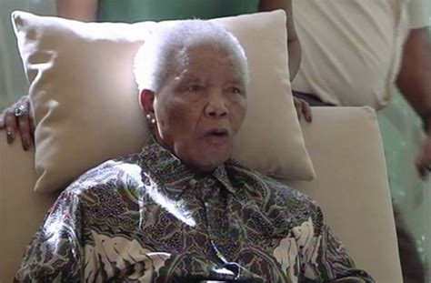 Nelson Mandela s Condition Unchanged After Signs Death Was ...