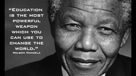 Nelson Mandela s famous quotes. A very inspiring man ...