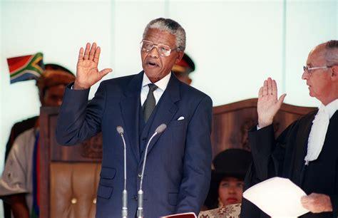 Nelson Mandela s journey from prisoner to president   CBS News