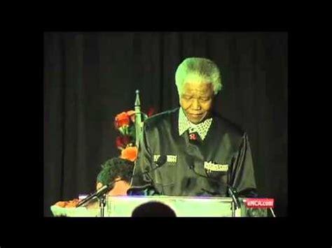 Nelson Mandela s life story Part 5   YouTube