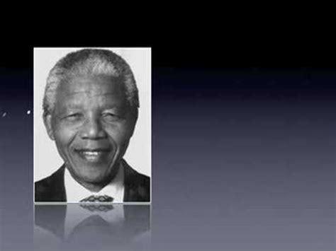 Nelson Mandela s Life   YouTube