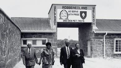Nelson Mandela s Living Legacy | Lonely years on the Island